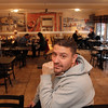 ALLEGRA BOVERMAN/Staff photo. Gloucester Daily Times. Gloucester: Peter Zappa, owner of Causeway Restaurant, in the recently renovated dining room.