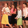 "Jim Vaiknoras/Gloucester Daily Time: Sophie Trumbur as Sandy  sings ""Summer Lovin"" in the Rockport Middle School Production of Grease. Performances are Thursday, Friday, and Saturdat at 7pm and Sunday at 2pm at the John E. Lane Performing Art Center at Rockport High."