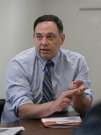 YMCA Officials Discuss Fuller Site Proposal