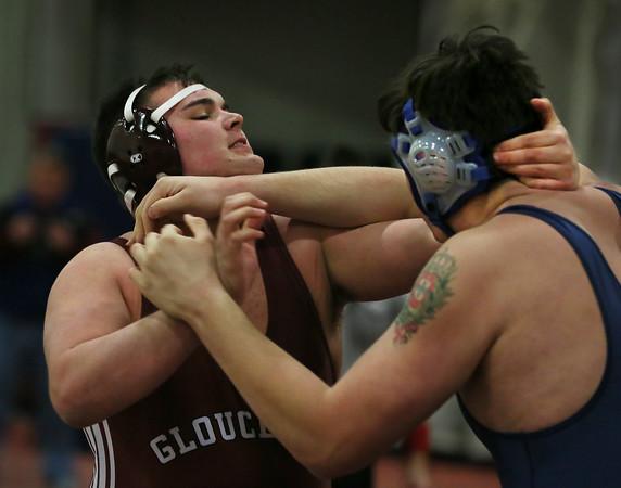 Gloucester vs. Peabody Wrestling