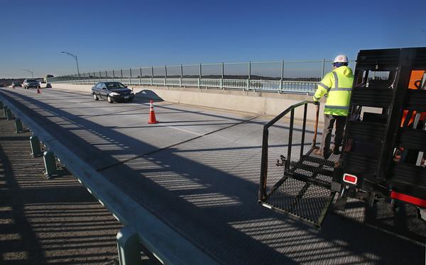 Bridge Work Ends