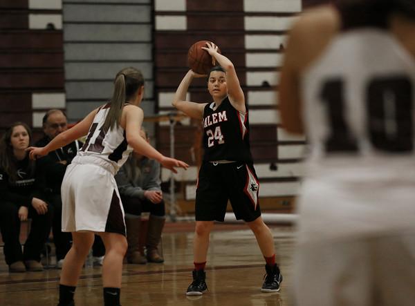 Salem vs. Gloucester Girls Basketball