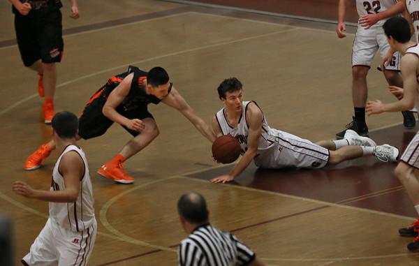 Gloucester vs. Beverly Boys Basketball