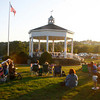 Gloucester: Compaq Big Band opened the first free summer outdoor concert at the Antonio Gentile Bandstand in Stage Fort Park on Sunday night. <br /> Silvie Lockerova/Gloucester Daily Times