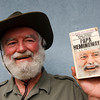 "Rockport: Denis Golden of Rockport was one of 30 finalists of the ""Papa"" Hemingway Look-Alike Contest in Key West. Photo by Kate Glass/Gloucester Daily Times Wednesday, July 29, 2009"