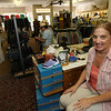ALLEGRA BOVERMAN/Staff photo. Gloucester Daily Times. The John Tarr store has been in Rockport for 125 years. Bethany Carlson is the owner.