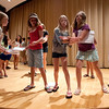 "Gloucester:Students rehearse ""Us and Them"" at  the O'Maley Middle School Performing Arts Dept. Drama Camp  which will be performed Friday free of charge at the school. Jim Vaiknoras/staff photo"