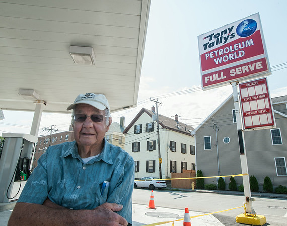 Tony Taliadoros, longtime business owner recently bought the Car Shop on Maplewood Avenue.