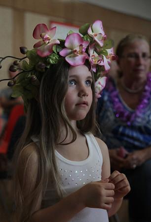 Hawaiian Hula Dance Party