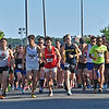 The 2016 Se3acoast 10K begins at the top of the hill at Stage Fort Park.<br /> <br /> Photo by JoeBrownPhotos.com