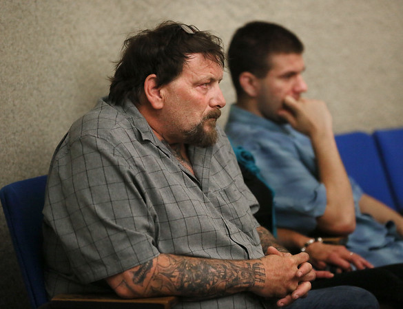 Brown Family Arraignment