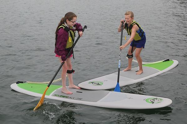 Summer Paddleboarding Program