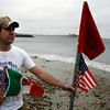 Gloucester: Joe Sanfilippo has won the Greasy Pole in Italy and Gloucester. Photo by Kate Glass/Gloucester Daily Times Monday, June 22, 2009