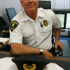 Gloucester Interim Police Chief Michael Lane. Photo by Kate Glass Tuesday, June 2, 2009
