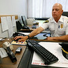 Gloucester Interim Police Chief Michael Lane. Photo by Kate Glass/Gloucester Daily Times Tuesday, June 2, 2009