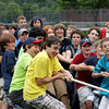 Rockport: Rockport seventh grade boys pull with all their might during a tug of war with the sixth grade boys for Field Day Thursday afternoon.  This was the last event of the day before students were dismissed for summer vacation. Mary Muckenhoupt/Gloucester Daily Times