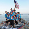 Gloucester:  Rising Tide won Saturday's Jr's Seine Boat Races held at Pavilion Beach. Desi Smith/Gloucester Daily Times. June 25,2011