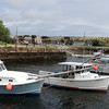 MARIA UMINSKI/GLOUCESTER DAILY TIMES The owners of the Went-Way, Jenny R., Taya Elaine, Easy Livin' II and Kido have been asked to move their boats away from the sea wall of the Cape Ann Tool Company building so that repairs to the wall can begin.