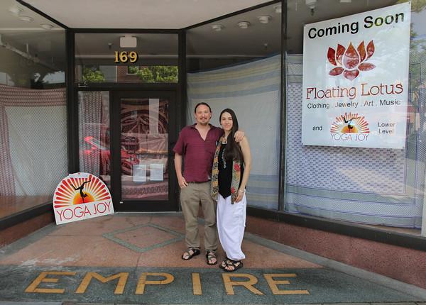 Businesses Move Into Empire Building