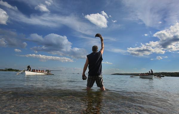 Seine Boat Races Begin