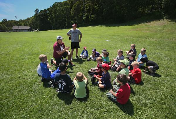 Vikings Baseball Camp