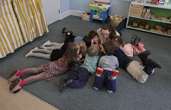 Preschool Huddle