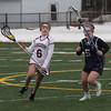 Gloucester vs. Peabody Lacrosse