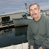 Richard Burgess who owns four commercial fishing boats, says in 2007 he was misinformed by the National Marine Fishery Service that he authorized to fish and granted a sailing number, but when he went fishing was charged with fishing illegally and fined $25,000. NMFS has begun issuing a new set of penalties to fishermen who sold through the Gloucester Seafood Display Auction. Mary Muckenhoupt/Goucester Daily Times
