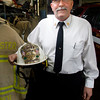 Gloucester: Gloucester Deputy Fire Chief Phil Dench has been named Interim Fire Chief as Chief Barry McKay will retire at the end of the month. Photo by Kate Glass/Gloucester Daily Times Monday, February 2, 2009