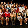 Gloucester: The National Honor Society inductees at Gloucester High School. Photo by Kate Glass/Gloucester Daily Times Tuesday, March 31, 2009