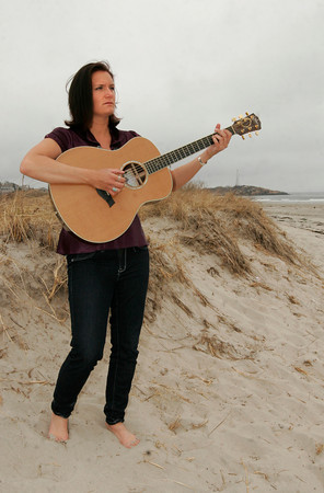 Gloucester: Chelsea Berry will be singing at the Rhumb Line Monday nights in April. Photo by Kate Glass/Gloucester Daily Times