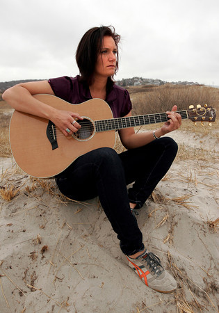 Gloucester: Chelsea Berry will be performing at the Rhumb Line on Monday nights in April. Photo by Kate Glass/Gloucester Daily Times