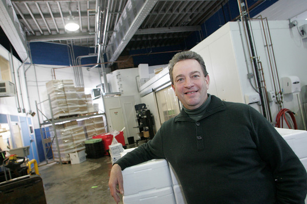 Gloucester: Monte Rome, owner of Intershell, was visited by two federal agents as he prepared to testify for the Ciulla family in the Government's latest efforts to shut down the Gloucester Seafood Display Auction. Mary Muckenhoupt/Gloucester Daily Times