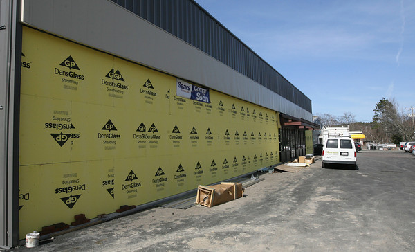Gloucester: Sears will be opening a new store in Gloucester on Eastern Avenue just south of Pond Road. Photo by Kate Glass/Gloucester Daily Times