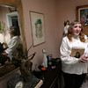 """Jacqueline Mallen of Rockport recently published """"Diary of a French Girl,"""" which recounts her experiences living in Paris during World War II. Photo by Kate Glass/Gloucester Daily Times"""