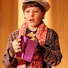 "ALLEGRA BOVERMAN/Staff photo. Gloucester Daily Times. Gloucester:  Jared Gilman is Charlie in the upcoming O'Maley Middle School production of ""Willy Wonka Junior."""