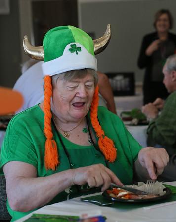 St. Patrick's Day at Rockport Senior Center
