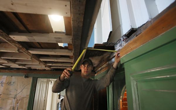 House of Seven Gables Restoration