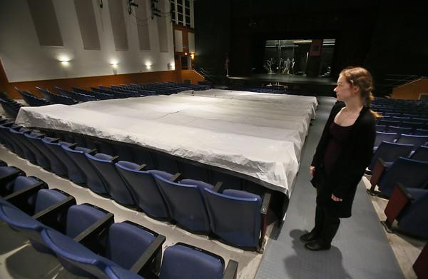 Leaky Auditorium