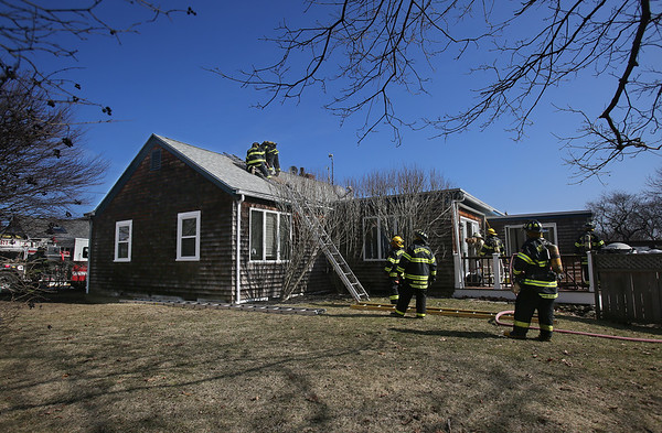Rockport House Fire