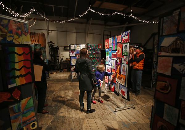 Childrens' Art Show