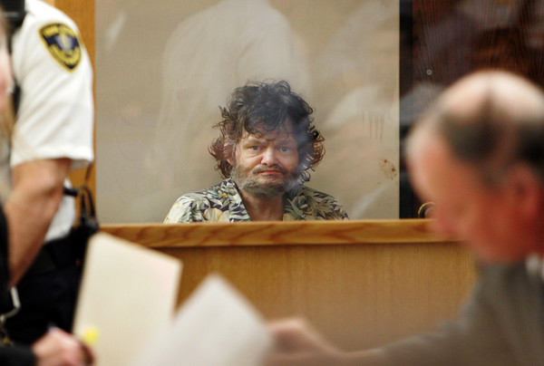 Gloucester: Norman Pike, a suspect in the 1976 murder at Pike Funeral Home, was arraigned in Gloucester District Court Friday morning after being extradited back from California. Mary Muckenhoupt/Gloucester Daily Times
