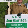 Manchester: Manchester Essex School Committee member Ann Harrison lost her seat by only three votes in Tuesday's election. Photo by Kate Glass/Gloucester Daily Times