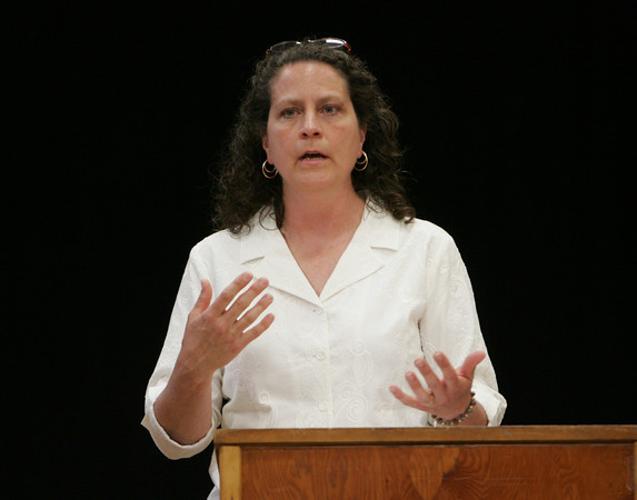 Essex: Essex selectman candidate Lisa O'Donnell. Mary Muckenhoupt/Gloucester Daily Times