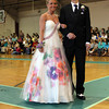 Rockport: Kelsey Keough and Chandler Burnham walk the carpet during the Rockport High School Promenade last night. The prom was held at Endicott College's Tuppor Manor. Photo by Kate Glass/Gloucester Daily Times