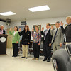 Rockport: Newly elected school selectmen were sworn in at the Town Hall  Tuesday night.Desi Smith/Gloucester Daily Times.