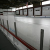The boards and glass at the Dorothy Talbot Memorial Rink need to be replaced and a proposal will be submitted to City Council next month. Photo by Kate Glass/Gloucester Daily Times