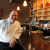 Keith Pooler of Gloucester recently opened Bergamot in Somerville, which focuses on local and seasonal cuisine. Photo by Kate Glass/Gloucester Daily Times