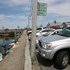 Rockport: Rockport Selectmen will improve signage at T-Wharf to distinguish resident and non-resident parking spaces. They also plan to keep the all-night parking ban through the summer so cars are not left there for long periods of time. Photo by Kate Glass/Gloucester Daily Times
