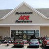 DAVID LE/Gloucester Times. Hometown Ace Hardware had its grand opening on Friday May 13th in the Gloucester Crossing Plaza. 5/13/11.